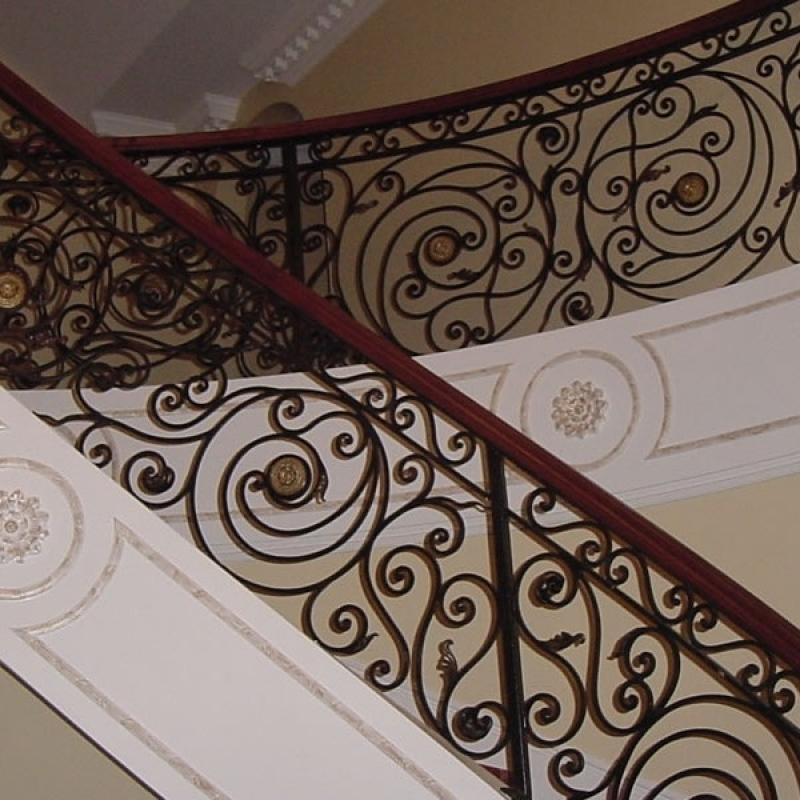 Corrimão de Ferro Escada Cotação Vila Maria - Corrimão em Ferro