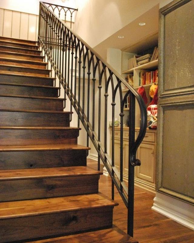 Corrimão de Ferro para Escada Belenzinho - Corrimão de Escada de Ferro
