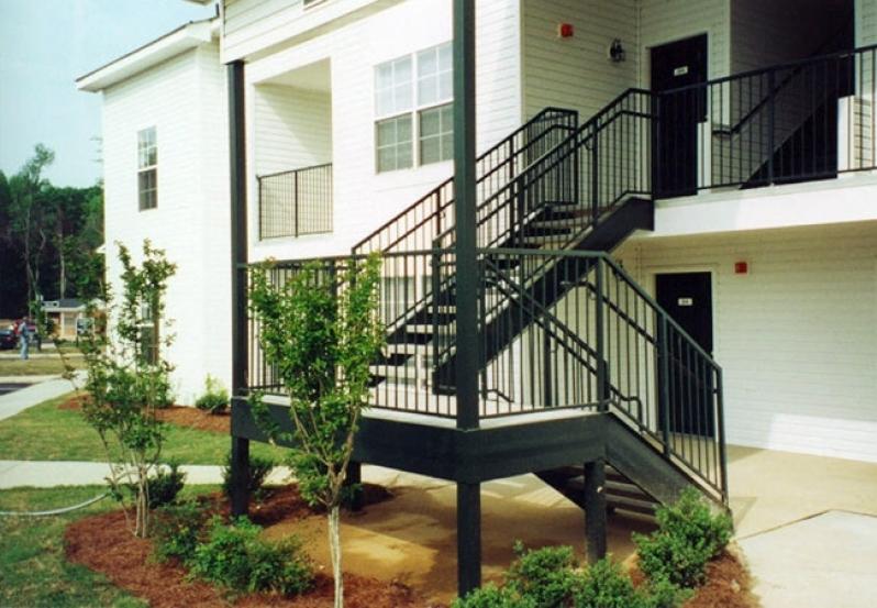 Encomenda de Corrimão de Ferro para Escada Externa Jardim América - Corrimão de Ferro para Escada