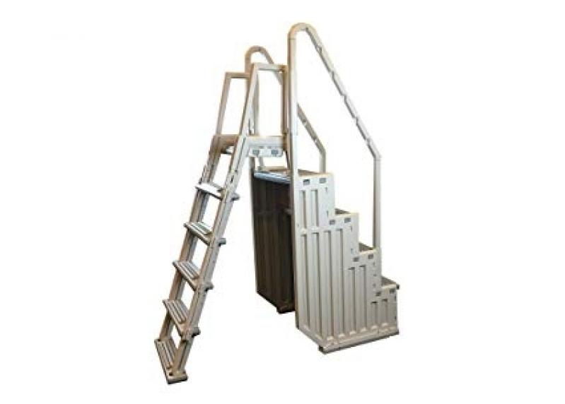 Escada de Aço Galvanizado Salesópolis - Escada de Aço para Empresas