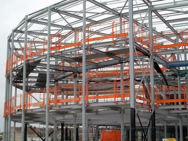 Estruturas Mezanino Jardim Santa Terezinha - Estrutura Metálica para Mezanino