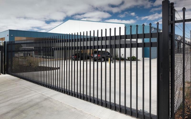 Instalação de Portão de Correr de Aço Alphaville - Portão em Ferro
