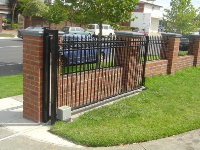 Instalação de Portão de Correr Duplo Jundiaí - Portão em Ferro