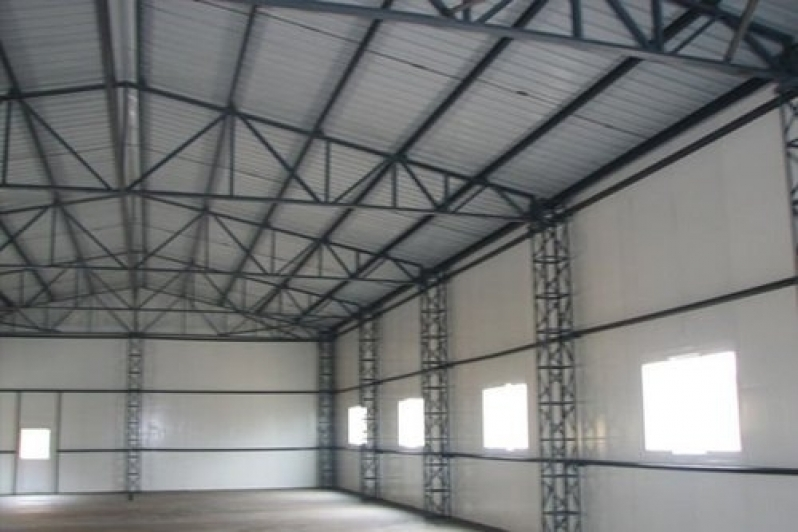 Mezanino com Estruturas Metálica Vila Romana - Estrutura Metálica para Mezanino