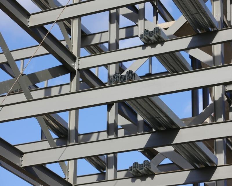 Mezanino em Estrutura Metálica Preço Mauá - Estrutura Metálica para Mezanino