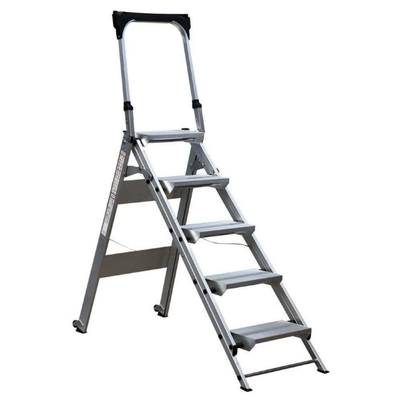 Escada em Aço Carbono