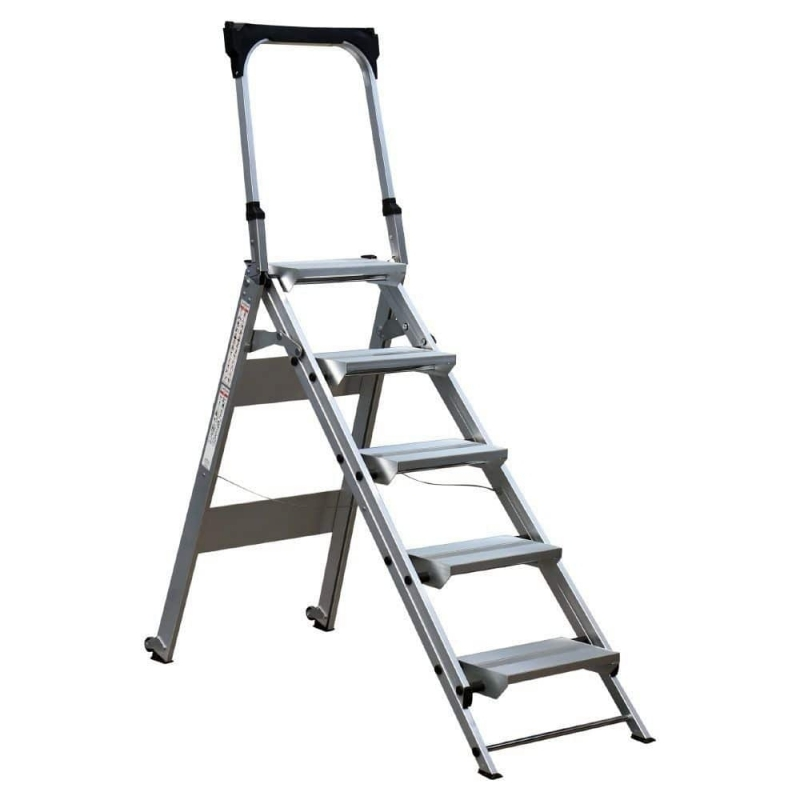 Onde Tem Escada em Aço Carbono Araçatuba - Escada de Aço para Empresas