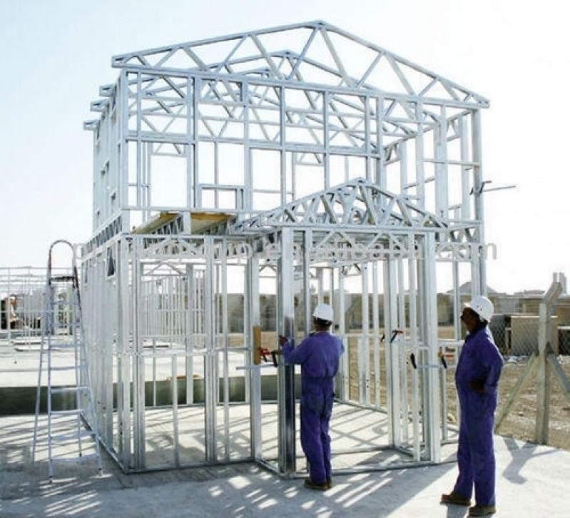 Orçamento para Estrutura Metálica Mezanino Parque Residencial da Lapa - Estrutura Metálica para Mezanino
