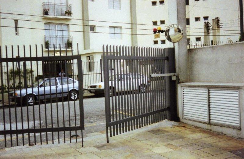 Portão Automático Pivotante Encomendar Vila Alexandria - Portão em Ferro