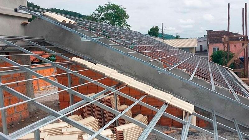 Projeto de Mezanino com Estrutura Metálica Tremembé - Estrutura Metálica para Mezanino