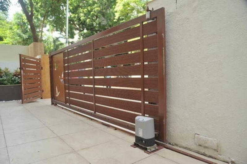 Quanto Custa Automatização Portão Deslizante Água Rasa - Automatização Portão Pivotante