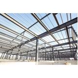 empresa de estruturas metálicas construção civil Piracicaba