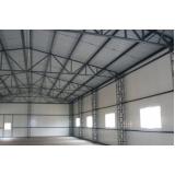 empresa de estruturas metálicas leves telhados Engenheiro Goulart