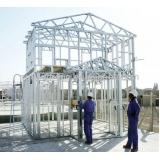 empresa de estruturas metálicas leves Limão