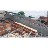 empresa de estruturas metálicas para telhados Instituto da Previdência