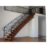 encomenda de corrimão de ferro para escada interna Parque do Carmo