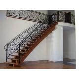 encomenda de corrimão de ferro para escada interna Vila Prudente