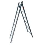 escada aço extensiva Itapevi