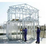 mezanino estrutura metálica