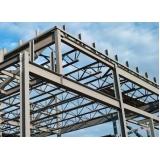 estruturas metálicas construção civil Suzano