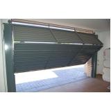 instalação de portão basculante para garagem Franco da Rocha