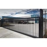 instalação de portão industrial Limão