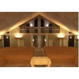 mezanino para igreja Campinas