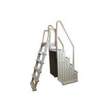 onde encontro escada em aço carbono Vila Esperança