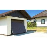 portão basculante para garagem Moema
