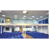 valor de mezanino para igreja Nova Piraju